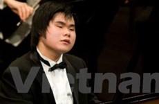 Nghệ sỹ piano khiếm thị Nhật Bản sắp đến Việt Nam