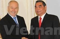 Ukraine coi Việt Nam là đối tác hết sức quan trọng