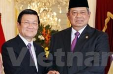 Việt Nam-Indonesia chính thức là đối tác chiến lược