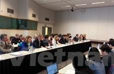 Phiên đàm phán thứ tư EVFTA - Đề ra lộ trình cụ thể
