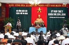 Năm lãnh đạo Đà Nẵng không có phiếu tín nhiệm thấp