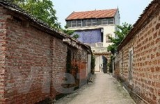 Quy hoạch làng cổ Đường Lâm được đồng thuận cao