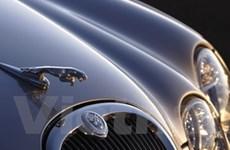 Jaguar giới thiệu mẫu SUV đầu tiên vào năm 2015