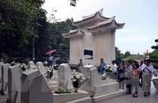 Phó Thủ tướng dâng hương ở di tích Ngã ba Đồng Lộc