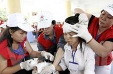 Hội trại tình nguyện viên, thanh niên Chữ thập Đỏ