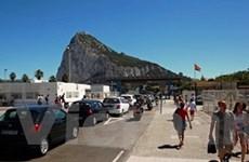 Anh và Tây Ban Nha căng thẳng về vấn đề Gibraltar