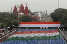 Ấn Độ long trọng kỷ niệm 67 năm ngày Độc lập