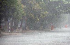 Các tỉnh Bắc Bộ ngày oi nóng, chiều tối có mưa dông