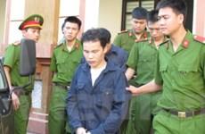 Nghệ An: Hai bị cáo phạm tội ma túy lĩnh án tử hình