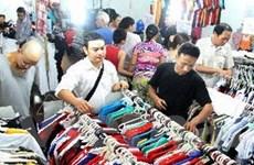 Khai mạc Hội chợ hàng khuyến mại 2013 tại Hà Nội