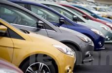 Thị trường xe hơi Mỹ đắt khách nhất trong 6 năm qua