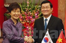 Đưa quan hệ Việt Nam-Hàn Quốc đi vào chiều sâu