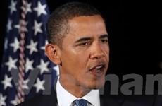 Nhà Trắng ráo riết vận động cuộc chiến chống Syria