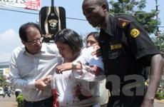 Xả súng đẫm máu tại thủ đô Kenya, 20 người chết