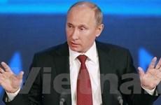 Putin cam kết hợp tác bảo vệ môi trường ở Bắc Cực