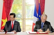 Dấu mốc mới trong quan hệ giữa Việt Nam và Pháp