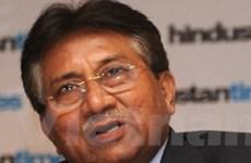 Cựu Tổng thống Pakistan Musharraf bị cấm xuất cảnh