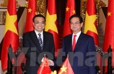 Tuyên bố chung về quan hệ Việt-Trung thời kỳ mới