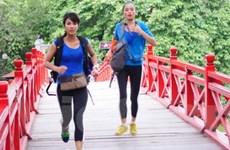 Thu Hiền-Diệp Lâm Anh về nhất Cuộc đua kỳ thú 2013