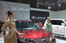 Khai mạc triển lãm ôtô quy mô lớn nhất tại TP.HCM