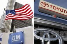 GM chấm dứt liên doanh với Toyota sau 25 năm