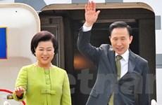 """Lee Myung Bak - """"Tổng thống từ thiện"""""""