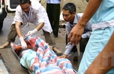 Một công nhân tử vong vì rơi từ tầng 21
