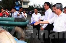 Sẽ tập trung xử lý ô nhiễm nguồn nước