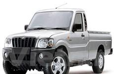 Ấn Độ sắp bán xe pick-up tại thị trường Mỹ