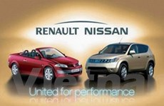 Renault-Nissan sẽ sản xuất ắc quy lithium-ion