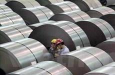 Thép cuộn Trung Quốc bị EU áp thuế phá giá