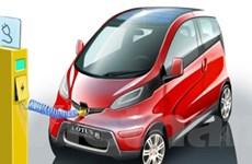 Lotus sản xuất mẫu xe mini chạy điện đầu tiên