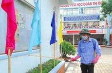 Lập Ban chỉ đạo y tế trường học chống cúm