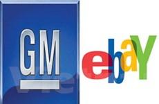General Motor và eBay liên kết bán xe hơi
