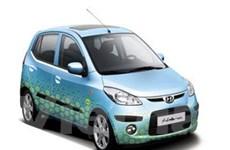 Hyundai giới thiệu nhiều mẫu xe mới tại châu Âu