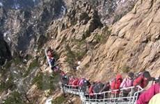 Triều Tiên nối lại hoạt động du lịch tại núi Kumgang