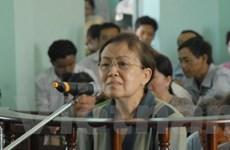 Nguyên Giám đốc Nông trường Sông Hậu kháng cáo