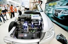 Hãng BYD sản xuất ắc quy mới lắp cho xe điện