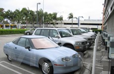 Ford thử nghiệm công nghệ nạp điện mới cho xe