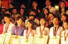 Tôn vinh 137 thủ khoa tốt nghiệp đại học, học viện