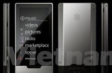 Microsoft ra mắt Zune HD mỏng và đầy uy lực