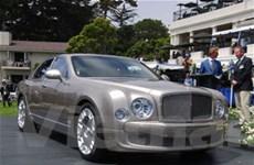 Bentley sẽ tung ra siêu xe Mulsanne vào 2010