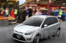 Ford Motor lần đầu bán xe cỡ nhỏ tại Ấn Độ