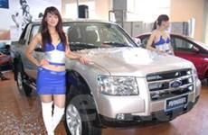 Doanh số bán ôtô ở Việt Nam tiếp tục tăng cao