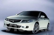 Honda Motor thu hồi xe Accord tại Hàn Quốc