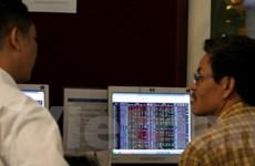 Thị trường xả hàng ồ ạt, VN-Index nhuộm sắc đỏ