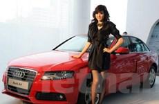 Audi ra mắt xe A4 phiên bản mới tại Việt Nam
