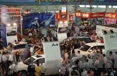Nhiều mẫu xe mới xuất hiện tại Vietnam Autoexpo