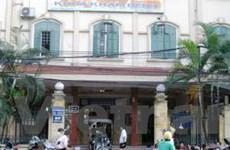 Đột nhập bệnh viện Xanh Pôn, phá két trộm tiền tỷ