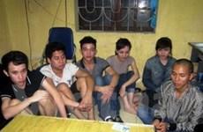 Hà Nội: Triệt phá hai ổ nhóm thuê khách sạn để lắc